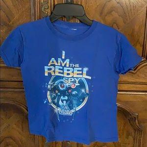Rebel Spy Disney shirt